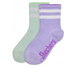 GIRLS FASHION SOCKS 2 PAIR