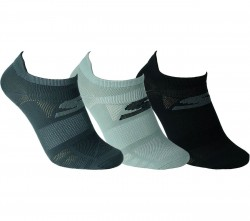 Mens 3 Pak Performance Low Cut